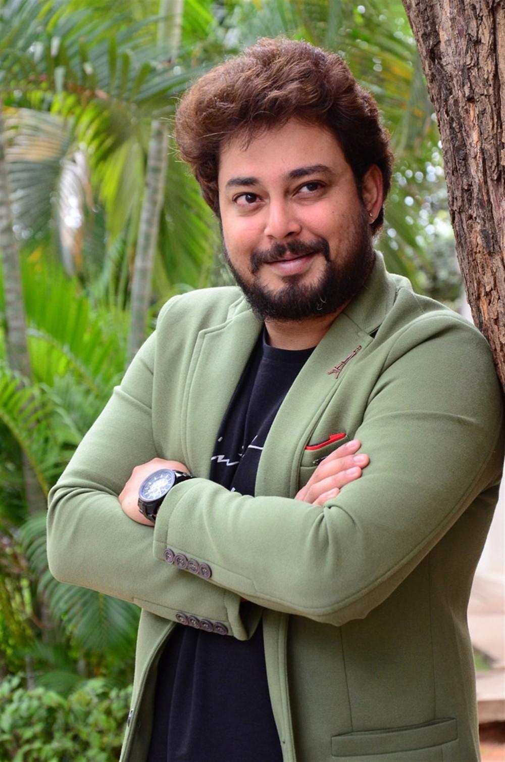 Telugu Actor Tanish Press Meet Photos