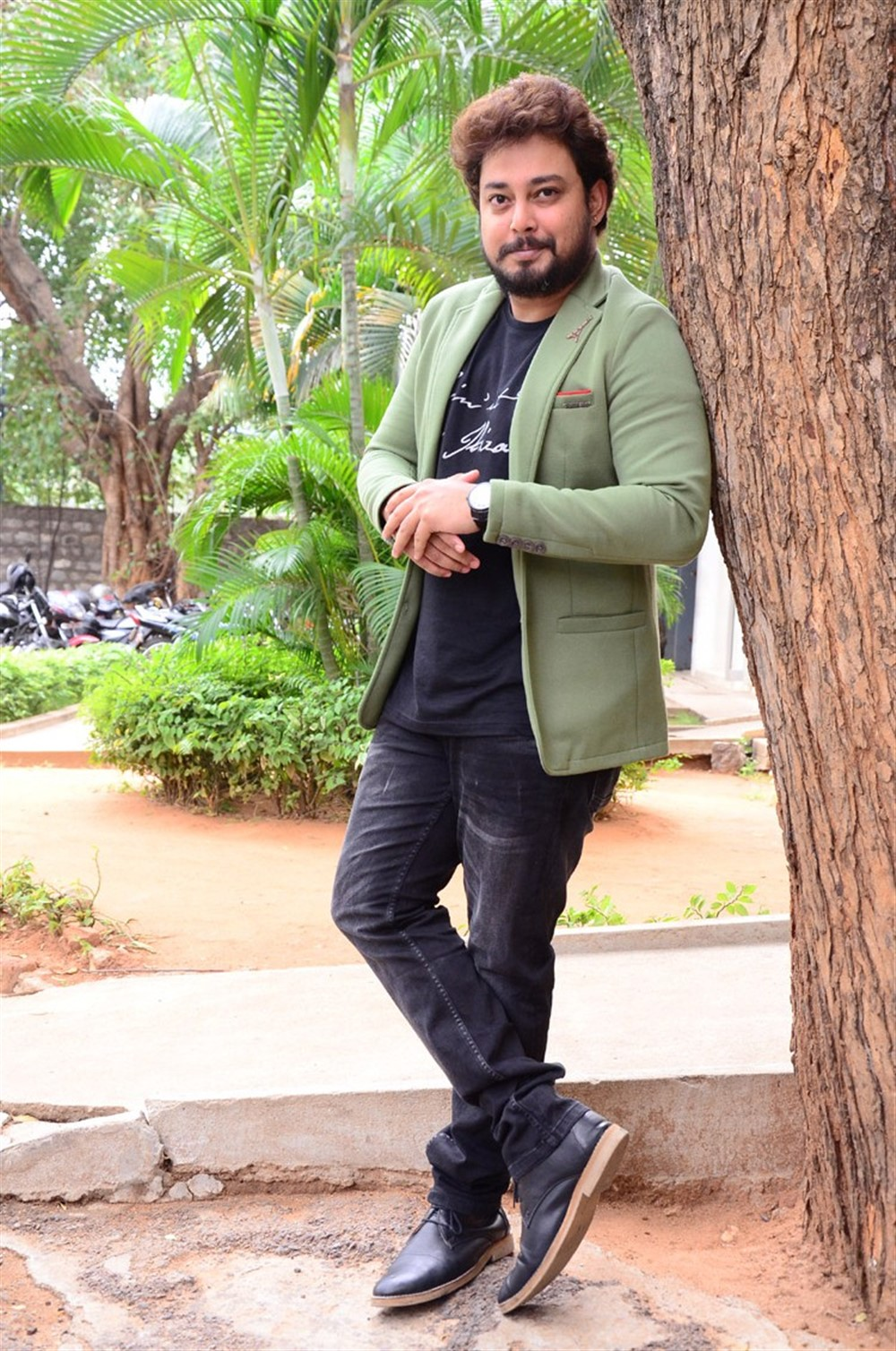 Actor Tanish Press Meet Photos