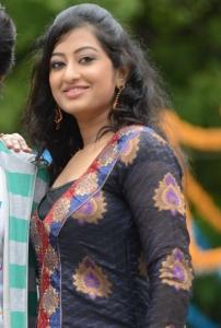 Actress Tanishka Stills at Cut Chesthe Movie Launch