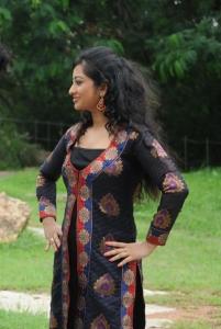 Telugu Actress Tanishka Stills at Cut Chesthe Movie Launch