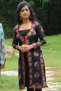 Actress Tanishka Stills at Cut Cheste Movie Launch