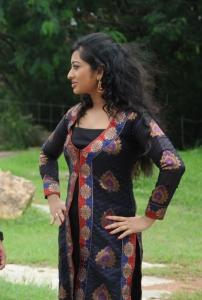 Actress Tanishka Stills at Cut Cheste Movie Opening