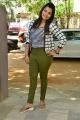 Telugu Actress Tanuja Stills @ Sanjeevani Movie Trailer Launch