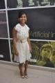 Tamil Actress Tanvi Ganesh Lonkar in White Skirt