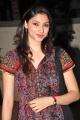 Tanvi Vyas in black dress at Nenem Chinna Pillanaa Press Meet