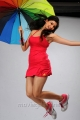 Actress Tanvi Vyas Hot Photoshoot Images in Pink Sports Outfit