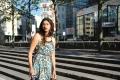 Actress Tanvi Vyas Photos in Nenem Chinna Pillana Movie