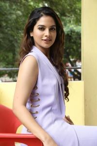 Patel SIR Movie Actress Tanya Hope Interview Stills