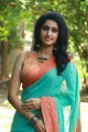 Karuppan Movie Actress Tanya Ravichandran Saree Photos