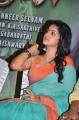 Actress Tanya Ravichandran Saree Photos @ Karuppan Movie Press Meet