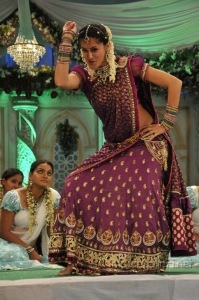 Actress Taapsee in Traditional Saree Photos