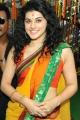 Beautiful Taapsee in Saree Photos at Muni 3 Movie Launch