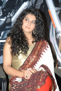 Beautiful Tapsee in golden churidar at Shadow Teaser Launch