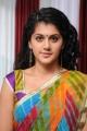 Tamil Actress Tapsee Hot Stills in Bullet Raja Movie
