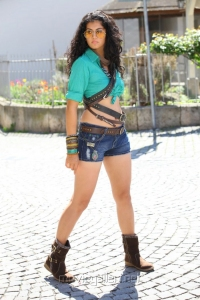 Actress Taapsee Hot Stills in Shadow Movie
