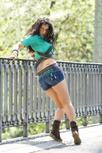 Actress Taapsee Pannu New Hot Stills in Shadow Telugu Movie