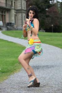 Actress Tapsee Hot Stills in Shadow Movie