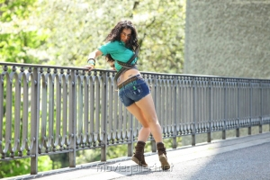 Actress Taapsee Pannu New Hot Stills in Shadow Movie