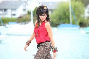 Actress Tapsee New Hot Stills in Shadow Movie
