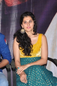 Tapasee Pannu Recent Photos at Sahasam Show for School Students