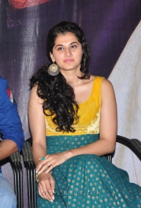 Taapsee Recent Photos at Sahasam Show for School Students