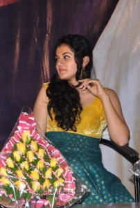 Tapsee Recent Photos at Sahasam Show for School Students