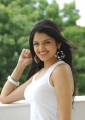 Tara Alisha New Pics in White Dress