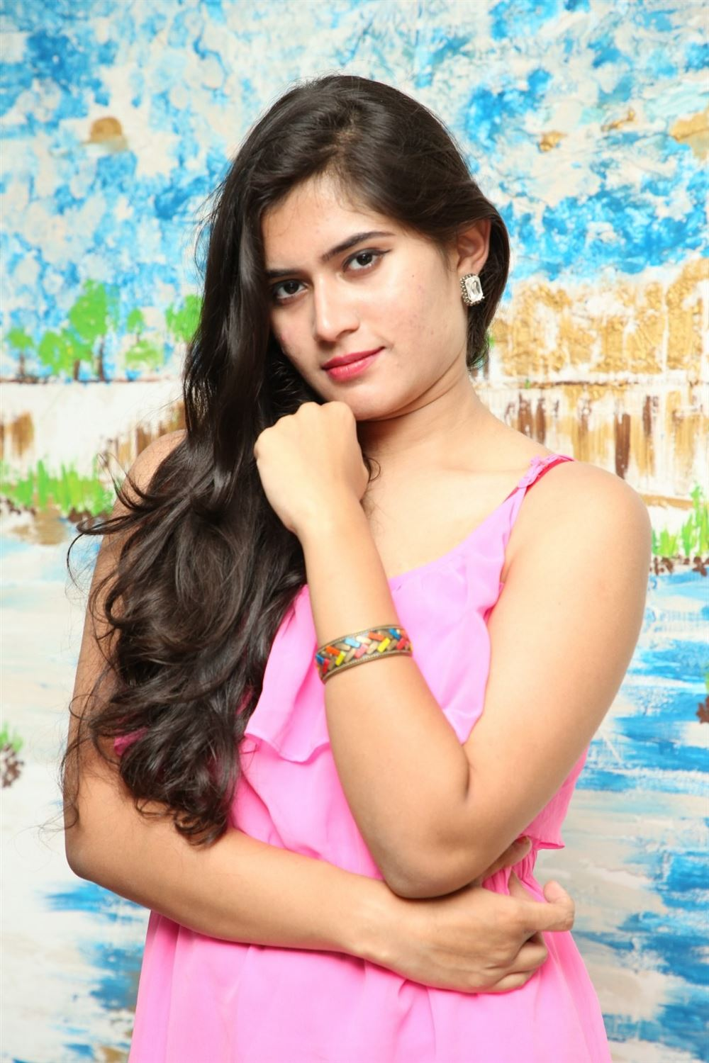 Actress Tara Chowdary Photos @ Elite New Year Eve Ticket Launch