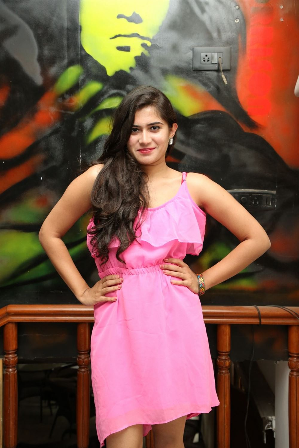 Actress Tara Chowdary Photos @ Elite New Year Eve 2019 Ticket Launch