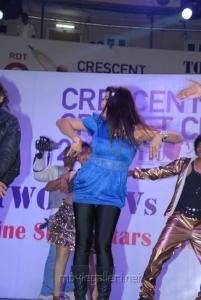Tashu Koushik Hot Photos at Crescent Cricket Cup 2012