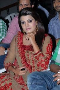 Actress Tashu Kaushik New Stills at Gola Seenu Audio Release