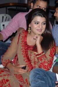 Actress Tashu Kaushik New Stills at Gola Srinu Audio Launch