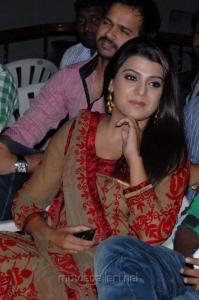 Actress Tashu Kaushik Photos at Gola Seenu Audio Launch