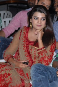 Telugu Actress Tashu Kaushik Stills at Gola Seenu Movie Audio Release
