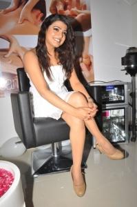Actress Tashu Kaushik Hot Photos in White Gown