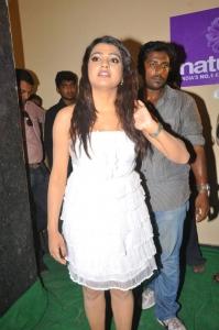 Beautiful Tashu Kaushik in White Gown
