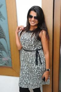 Beauteous Tashu Kaushik in Sleeveless Dress Photos