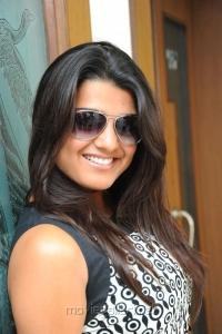 Tashu Kaushik New Photos at Santosham Awards 2012 Press Meet