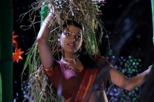 Actress Tashu Kaushik Pictures in Village Girl Attire