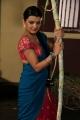 Actress Tashu Kaushik in Village Girl Dress Hot Photos