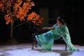 Tashu Kaushik New Hot Photos in Light Blue Saree