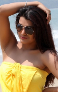 Telugu Actress Tashu Kaushik Spicy Hot Photoshoot Stills