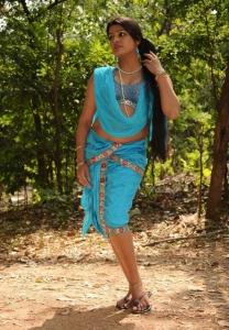 Tashu Koushik Hot Pics in Traditional Attire