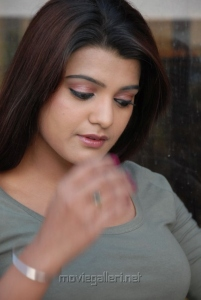 Actress Tashu Koushik Hot Pics at Telugabbayi Press Meet