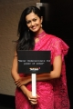 Actress Shubra Aiyappa @ Tasyaah Social Awareness Walk Press Meet Stills