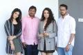 Priyanka Jawalkar, SKN, Malavika Nair, Rahul Sankrityan @ Taxiwala Movie Press Meet Stills