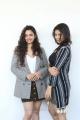 Malavika Nair, Priyanka Jawalkar @ Taxiwala Movie Press Meet Stills