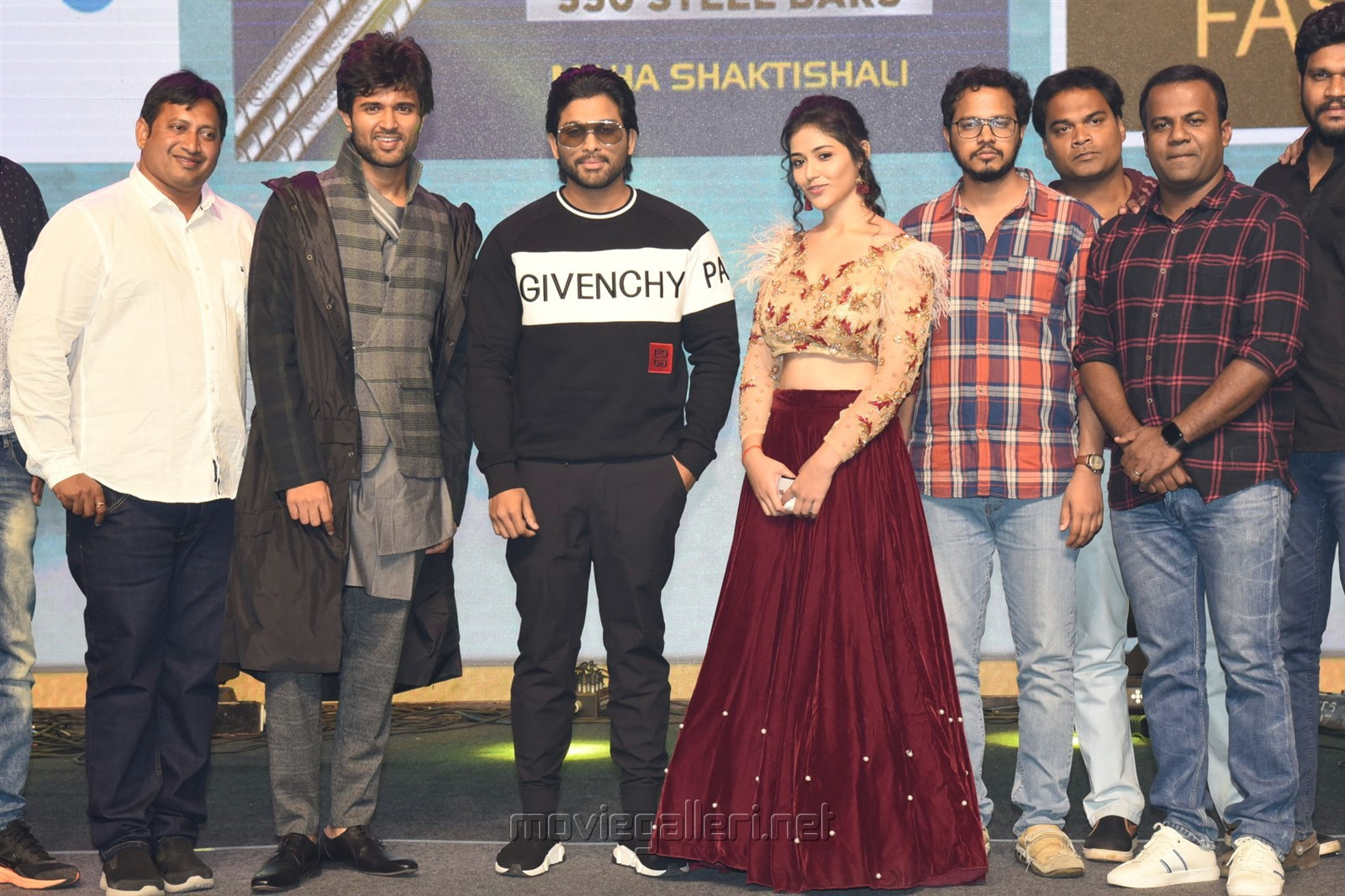 Taxiwala Pre Release Event Stills