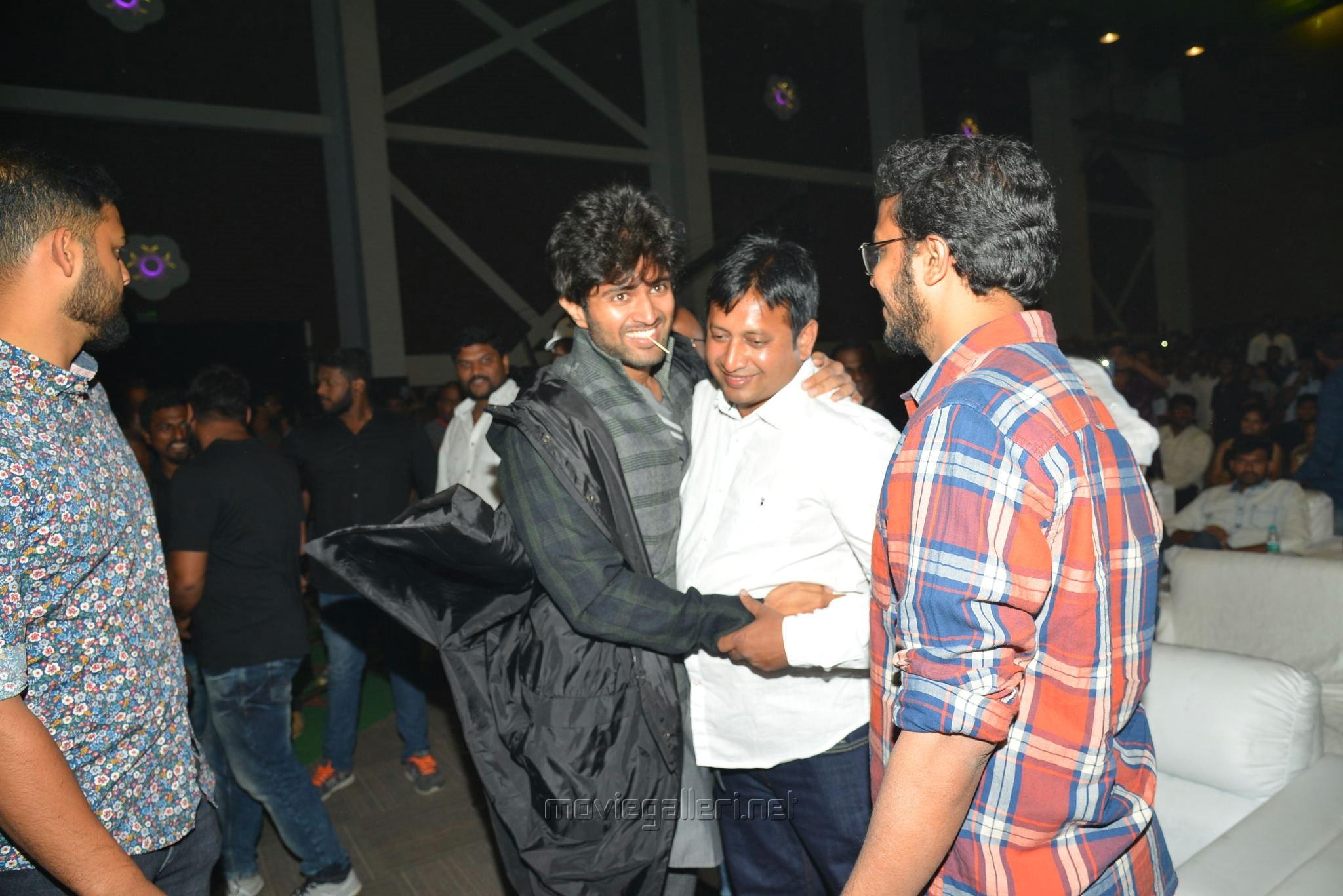 Vijay Devarakonda @ Taxiwala Pre Release Event Stills