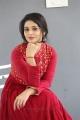 Taxiwala Heroine Priyanka Jawalkar in Red Dress Photos